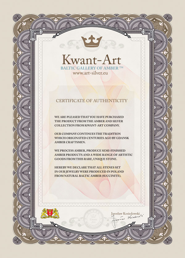 Certyfikat angielski